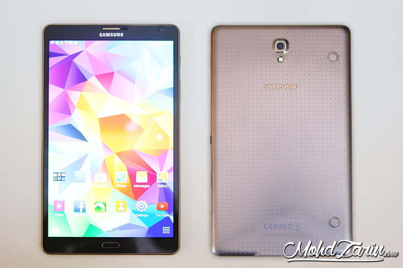 Ada Apa Dengan Samsung Galaxy Tab S