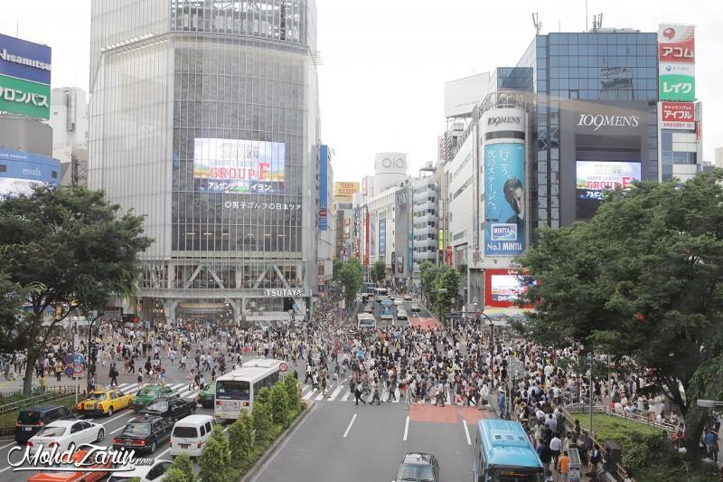 Jepun Sebagai Destinasi Pelancongan Utama