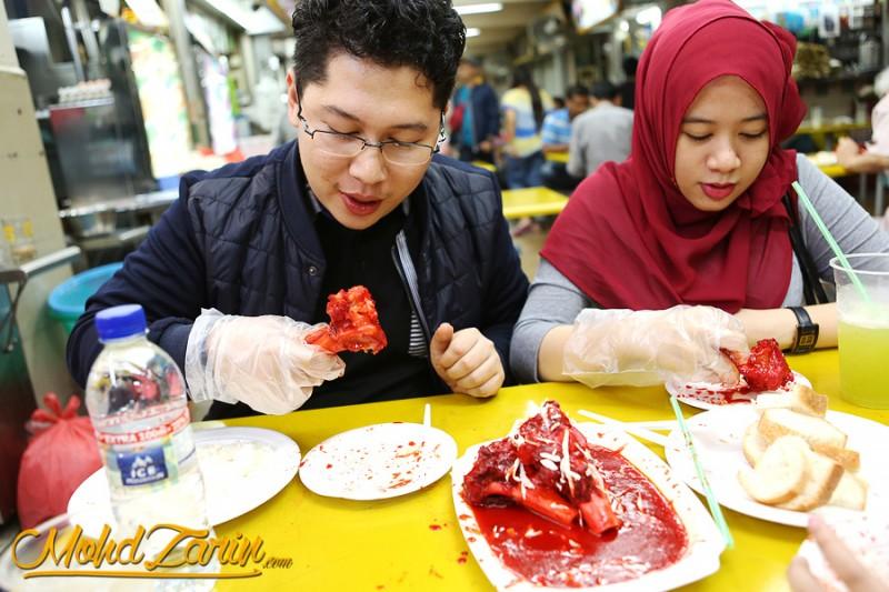 Sup Tulang Merah Singapore