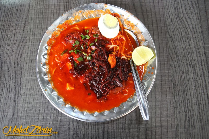 Mee Sotong Hameed Pata