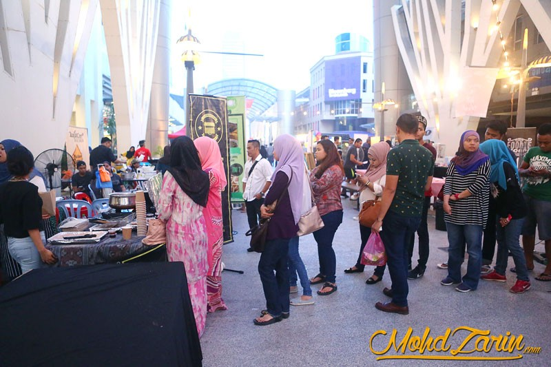 Food Hunter Feastival Encorp Strand Mall