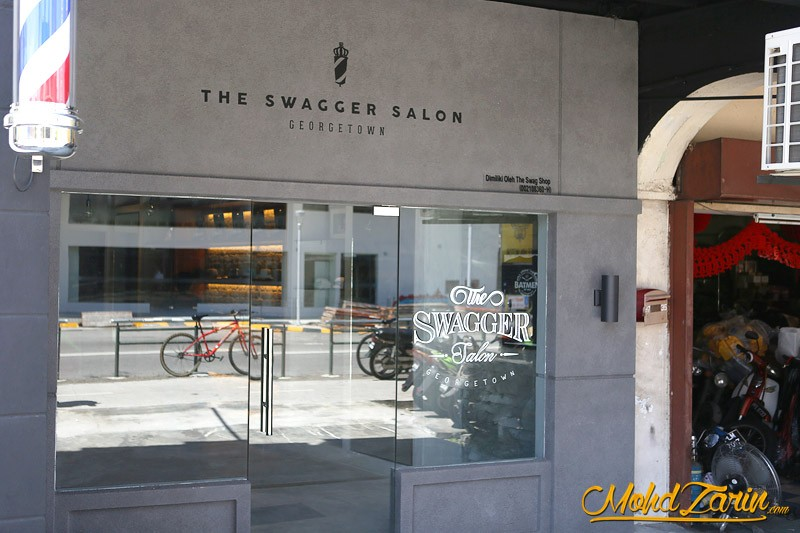The Swagger Salon Lansi