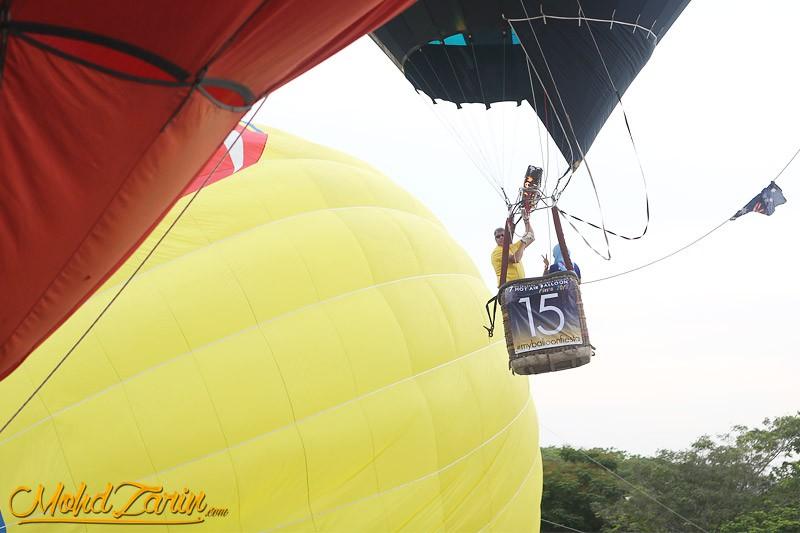 Putrajaya International Hot Air Balloon Fiesta 2015