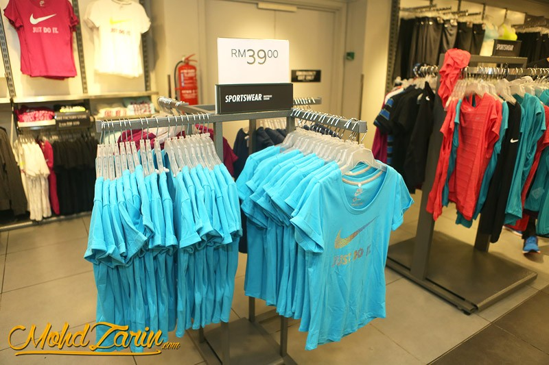 Nike Factory Store Genting