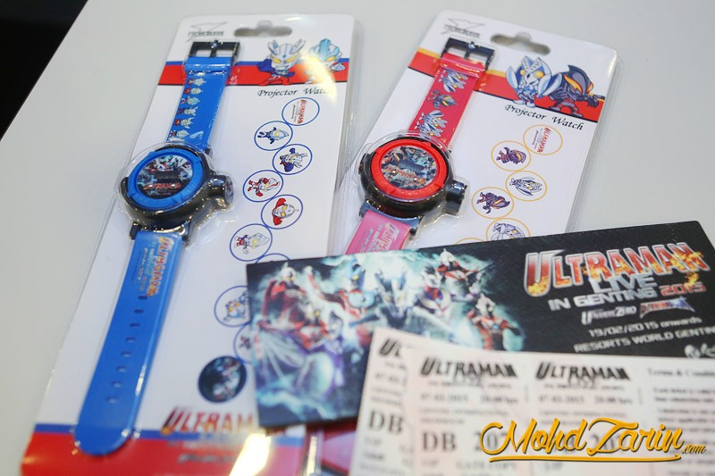 Ultraman LIVE In Genting