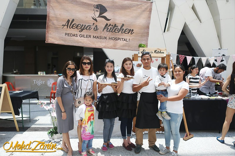 Pucuk Ubi Goreng Nogori Aleeya's Kitchen