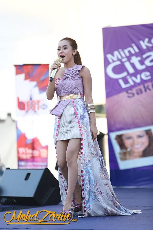 Mini Konsert Cita Citata Johor Bahru