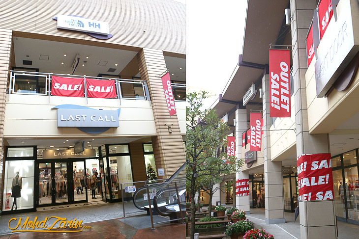 Mitsui Outlet Park Makuhari