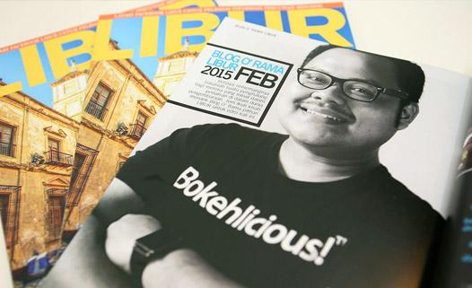 Featured in Majalah Libur Karangkraf