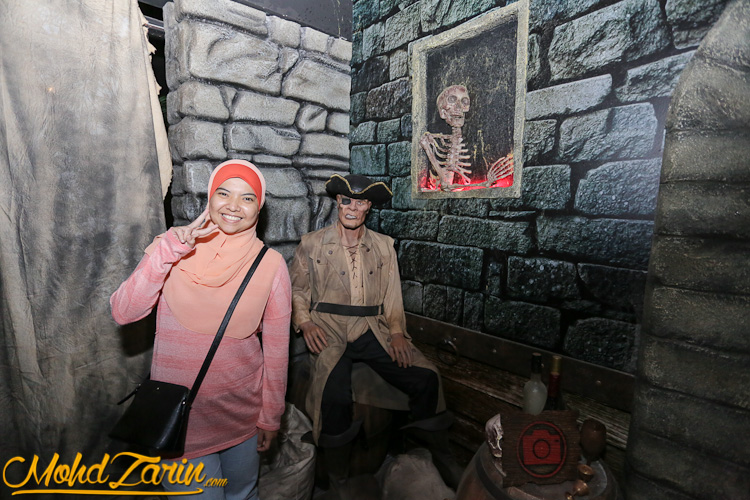 Melaka Alive Pirate Adventure
