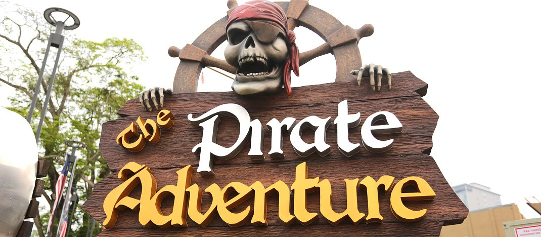 Image result for the pirate adventure melaka