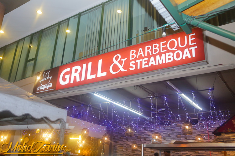 D'Kayangan Grill & Barbeque Steamboat