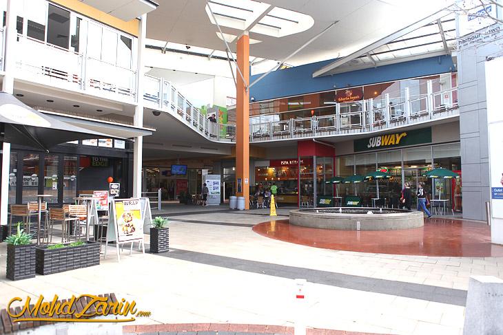 Cuti di Perth
