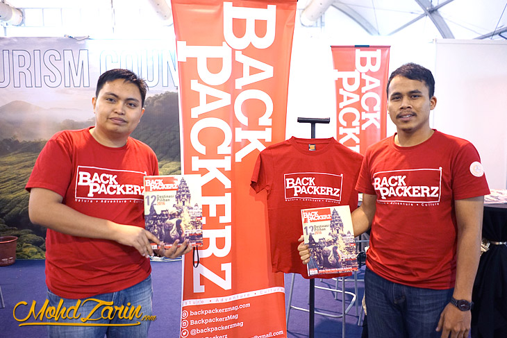 Majalah BackPackerz