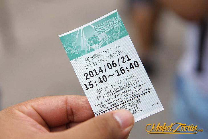 DisneySea Tokyo