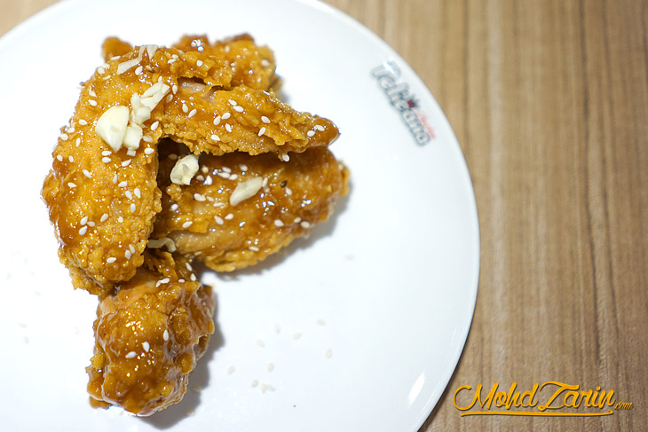 Pelicana Chicken Malaysia