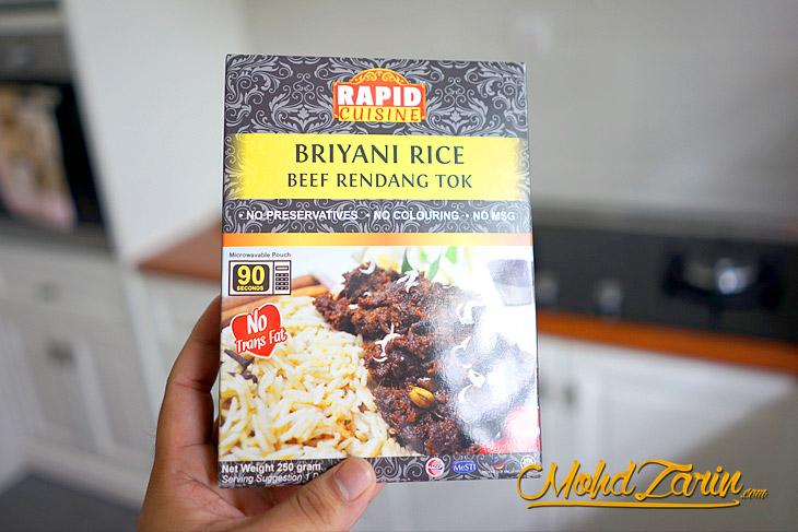 Rapid Cuisine Malaysia
