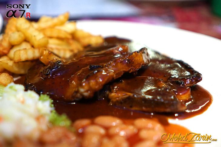 Chicken Chop Mak Wan