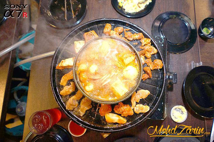 D'Kayangan Grill & Barbeque