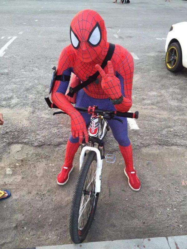 Spiderman Langkawi
