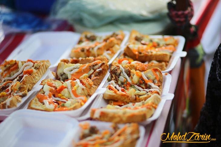 Lokasi Pasar Malam Langkawi