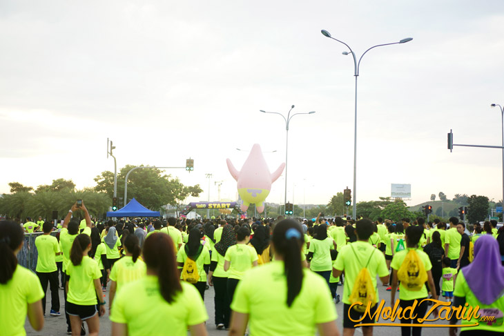 SpongeBob Run Malaysia 2017