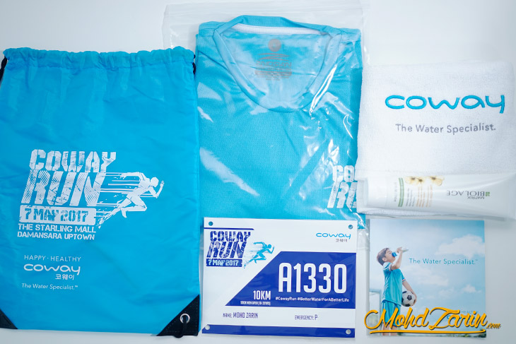 Coway Run 2017