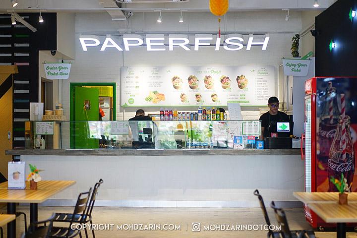 Paperfish TTDI
