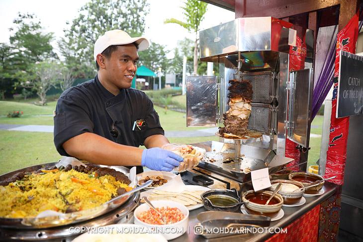 Bufet Ramadhan Hotel Grand Dorsett Subang