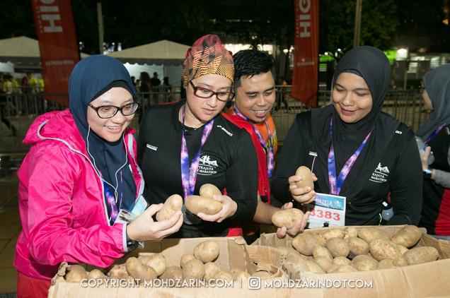 Putrajaya Night Marathon 2018