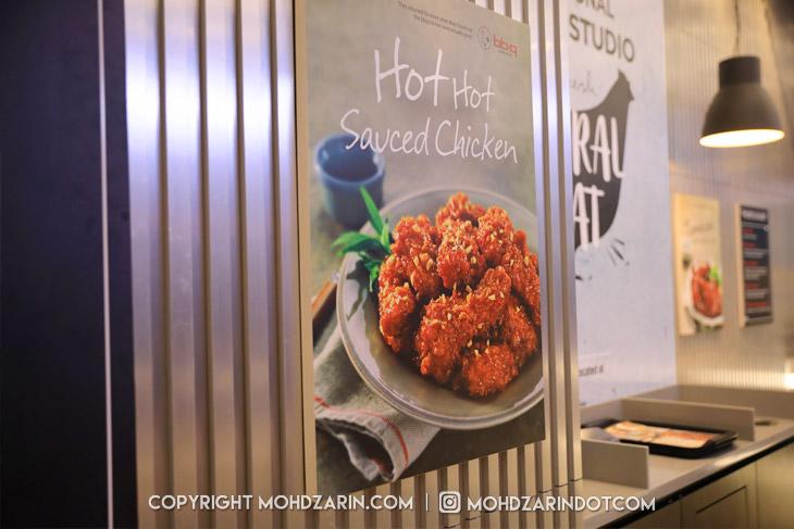 BBQ Mala Hot Chicken