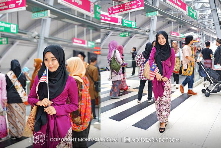 Keretapi Sarong 2019