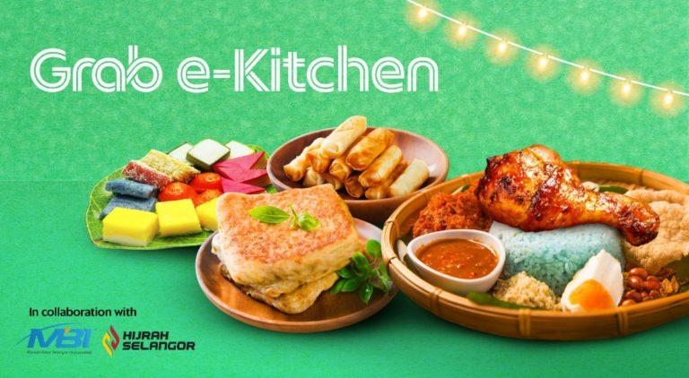 Grab e-Kitchen Bazar